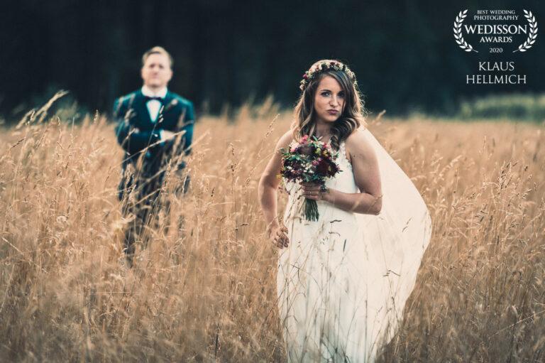 Hochzeitsfotograf, Hochzeitspaar