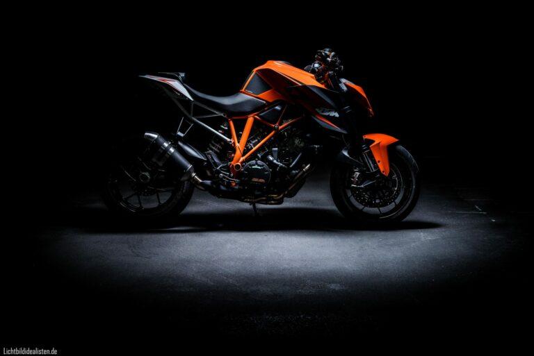 Motorradfotografie KTM Superduke