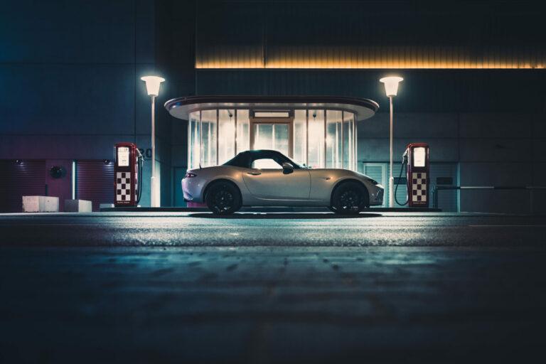 Fahrzeugfotografie Mazda MX5 ND