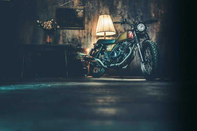 Motorradfotografie Brixton Cromwell 250