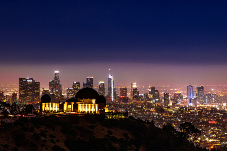 Griffith Observatory L.A.