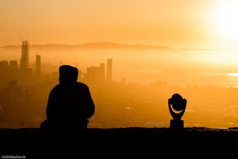 San Francisco twin peaks